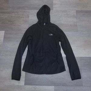 The North Face Womens Hooded Full Zip Small